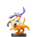 Duck Hunt - SSB4 amiibo