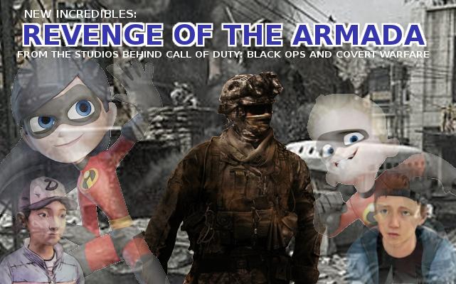 Revenge of the Armada ad
