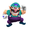Super Smash Bros. Strife recolour - Wario 12