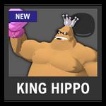 Super Smash Bros. Strife Assist box - King Hippo
