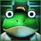 Star Fox 64 3D headshot - Slippy Toad