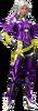 Super Smash Bros. Strife recolour - Elma 3