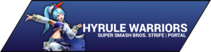 SSBStrife portal image - Hyrule Warriors