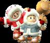 Super Smash Bros. Strife recolour - Ice Climbers 3