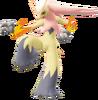 Super Smash Bros. Strife recolour - Blaziken 5