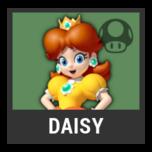 Super Smash Bros. Strife character box - Daisy Dress