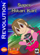 Super Hikari Kart Box Art 1