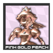 ACL Mario Kart 9 character box - Pink Gold Peach