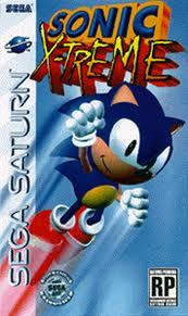 Sonic X-Treme boxart
