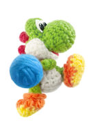 Yoshi's Wooly World Concept Art
