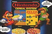 Nintendo Cereal System Cover 1