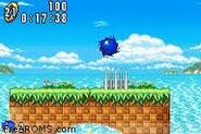 Sonic Advance 8