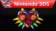 The Legend of Zelda Majora's Mask 3D - Special Edition (Nintendo 3DS)