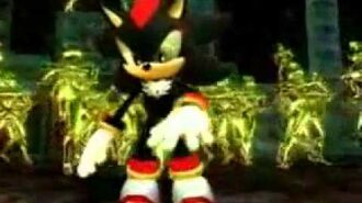 Shadow The Hedgehog Dance Commercial