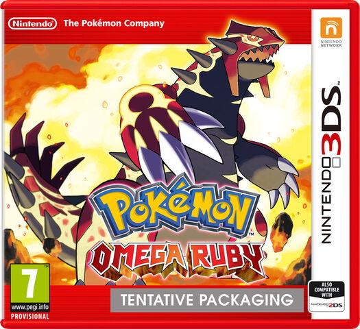 File:Pokemon Omega Ruby Boxart Tentative.jpg