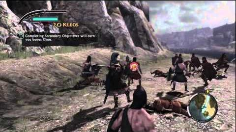Warriors Legends of Troy - Chapter 1 Landing HD Gameplay
