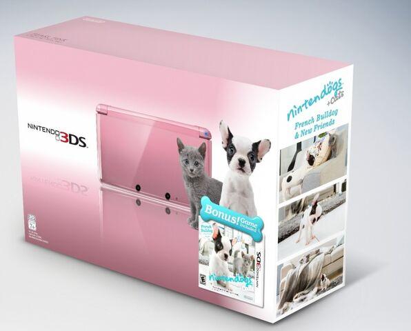 File:Pearl Pink Nintendo 3DS Bundle 2.jpg