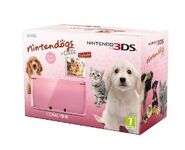 Pearl Pink Nintendo 3DS Bundle 3