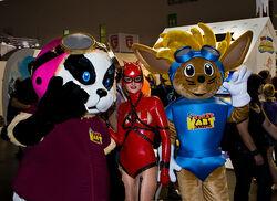 Krazy Kart Racing GamesCOM 2009