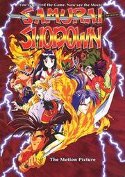Samurai Shodown The Motion Picture