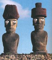 Moai completo