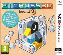 Picross 3D Round 2 - portada EUR.jpg