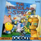The New Zealand Story portada Amstrad CPC
