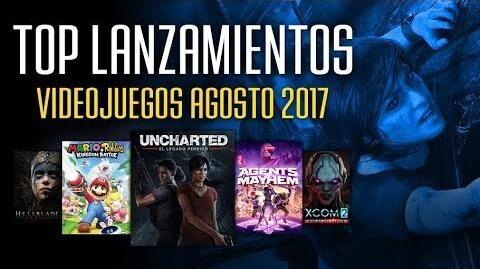 Los mejores videojuegos que se lanzan en Agosto (España)