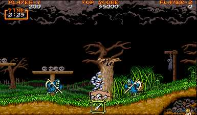 Archivo:Ghouls 'n Ghosts (Arcade).jpg