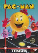 Pac-Man portada NES