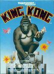 King Kong Atari 2600
