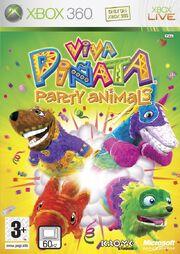Viva Piñata - Party Animals - Portada.jpg