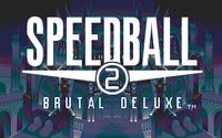 Speedball 2 título PC