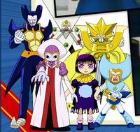 KNGB! - Go! Go! Mamono Fight!! arte5