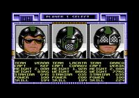 Speedball select C64