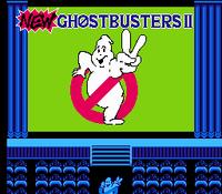 New Ghostbusters II TÍTULO
