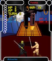 Star Wars - Jedi Arena JAVA
