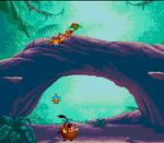 The Lion King SNES Captura 11