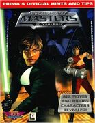 Star Wars - Masters of Teras Kasi manual