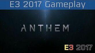Anthem - E3 2017 Gameplay Reveal 4K 2160P