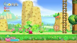 Kirby's Return - Nivel1