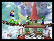 Super Smash Bros. - captura 8