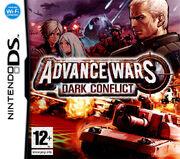 Advance Wars - Dark Conflict - Portada.jpg