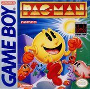 Pac-Man portada GB