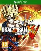 Dragon Ball Xenoverse portada