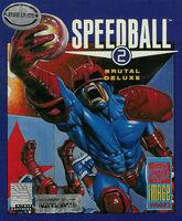 Speedball 2 portada Atari ST