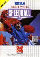 Speedball 2 portada Master System