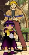 Mamodo Battles MODELS - Laila & Albert waken2