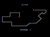 Knight Rider Special mapa1