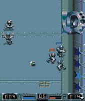 Speedball 2 captura J2ME
